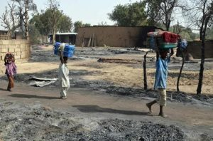 Hundreds of southern Kaduna residents flee their homes 300x198 - Southern Kaduna Crisis Is Been Politicize By Some Persons – CAN Alleges