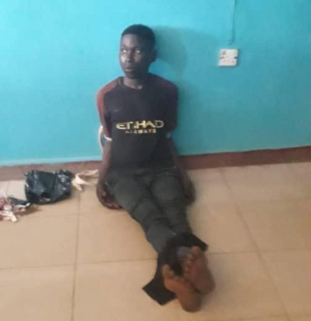 How 'Ibadan Serial Killer', Sunday Shodipe Was Rearrested - Police