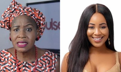 BBNaija: 'Erica Will Be A Slut Outside BBNaija House' - Kemi Olunloyo