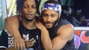 BBNaija: See What Laycon Said About His 'Rival' Kiddwaya