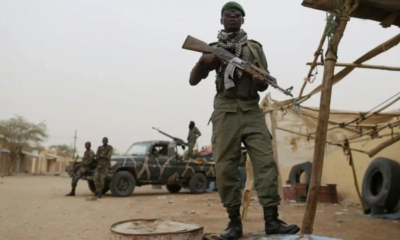 Military Coup: EU Suspends Mali Training Missions