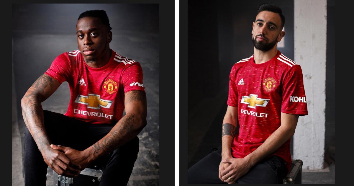 Manchester United Unveil New 2020 2021 Home Kit Naija News