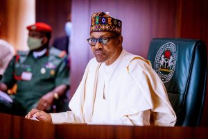 Muhammadu Buhari 300x200 - Blow Our Trumpet, We Have Done Well – Buhari Tells Ministers, Aides