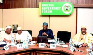 NGF 300x177 - NGF May Dialogue With Bandits, Herdsmen, IPOB's ESN, Others