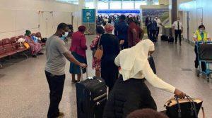 NIDCOM. 300x168 - 398 Nigerians Returned Home From Overseas On Saturday