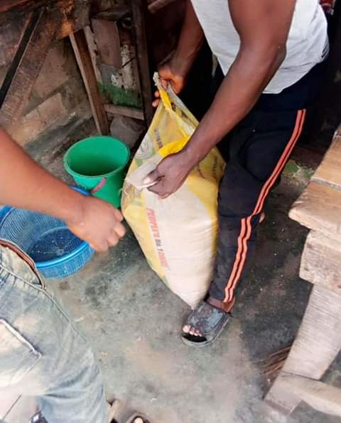 NOUN Student 3 - Meet Nigerian University Student Who Sells Pap To Pay School Fees, Bills – [Photos]