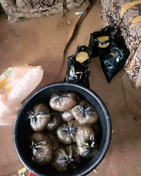 NOUN Student 4 - Meet Nigerian University Student Who Sells Pap To Pay School Fees, Bills – [Photos]