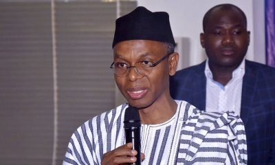 Boko Haram Terrorists, Bandits Must Be Wiped Out - El-Rufai