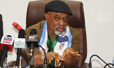 APC Agreed To Rotate Presidency In 2014 - Ngige