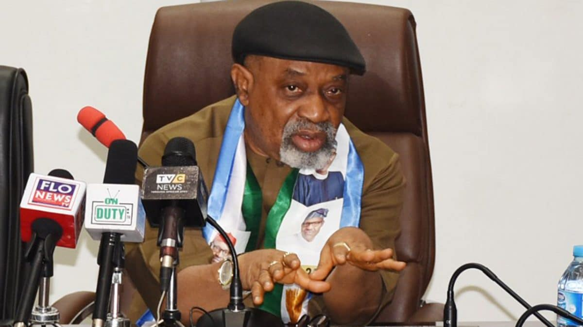 2023: APC Will Win Anambra Guber With Unseen Forces - Ngige