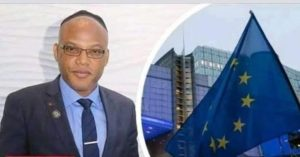 Nnamdi Kanu Sends Message To EU Over Death Of 21 IPOB Members In Enugu