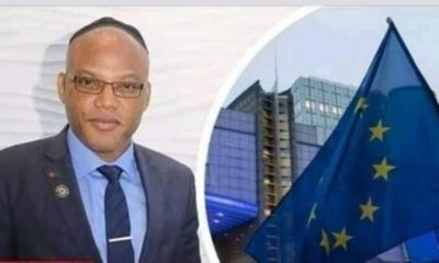 Nnamdi Kanu Sends Message To EU Over Death Of 21 IPOB Members In Enugu