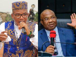 Nnamdi Kanu and Hope Uzodinma 300x225 - IPOB: Uzodinma Is Welcoming Fulanis To Imo To Fuel His 2023 Vice Presidential Ambition – Nnamdi Kanu