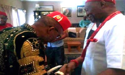 Ohanaeze Abandons Nnamdi Kanu, Says 'Igbo 2023 Presidency Better Than Biafra'