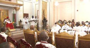Oba on Ize Iyamu 300x162 - I Am Not Against Any Candidate, I Stand With Edo People – Oba Of Benin