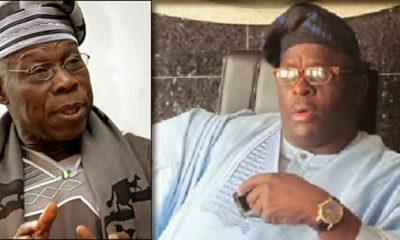 Obasanjo sends message of condolences to senator's family