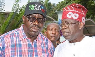 Obaseki vs Ize-Iyamu: What Tinubu Said About Edo Assembly Crisis (FULL TEXT)