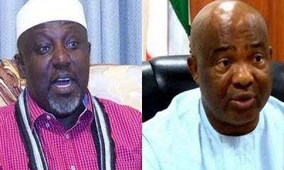 Uzodinma, Okorocha In War Of Words Over Alleged Poor Performance