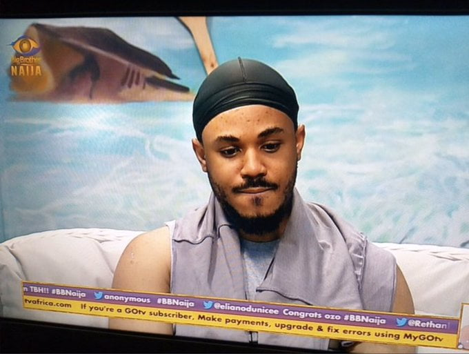 BBNaija: Ozo Wins HOH, Picks Nengi Over Dora As Deputy HOH