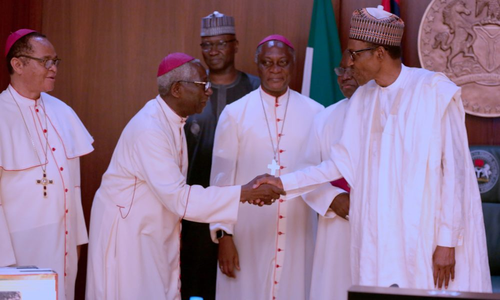 S/East Bishops To Buhari: Grant Amnesty To IPOB, Other Separatist Groups