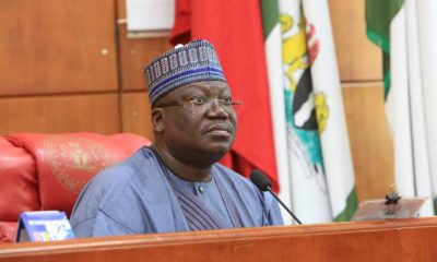 President of the Senate; Senator Ahmad Lawan