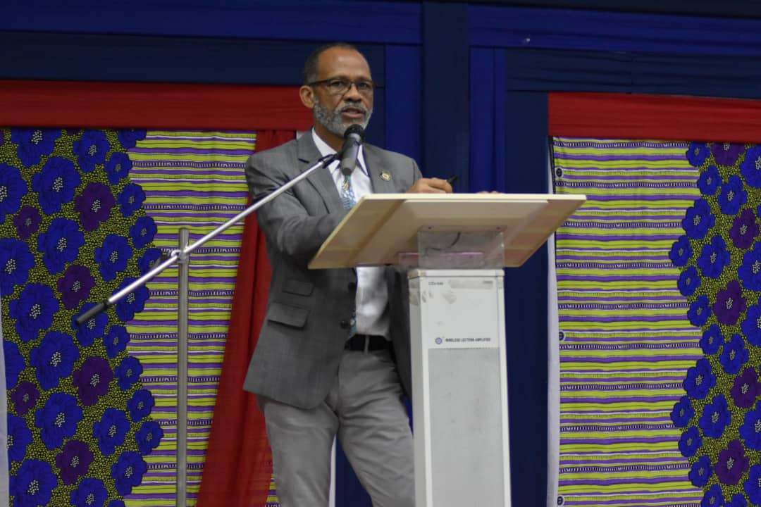 Akin Abayomi, Lagos State Commissioner for Health