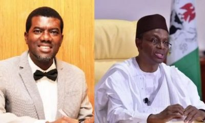 Don't Expect El-Rufai To Protect You - Reno Omokri Tells Southern Kaduna People
