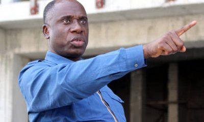 China Loan: Amaechi Points Accusing Finger At Jonathan