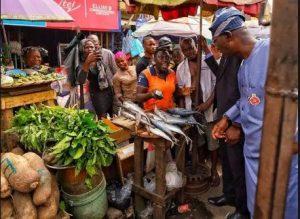 JUST IN: Sanwo-Olu Extends Lagos Market Hours Amid Coronavirus
