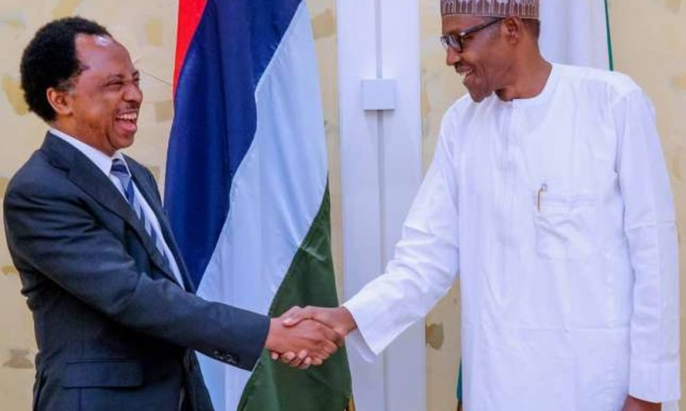 'Ghosts' Are The Ones Trying To Overthrow Your Govt – Shehu Sani Tackles Buhari