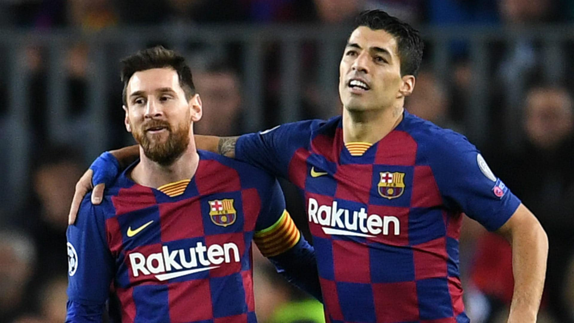 Luis Suarez Backs Messi's Decision To Leave Barcelona