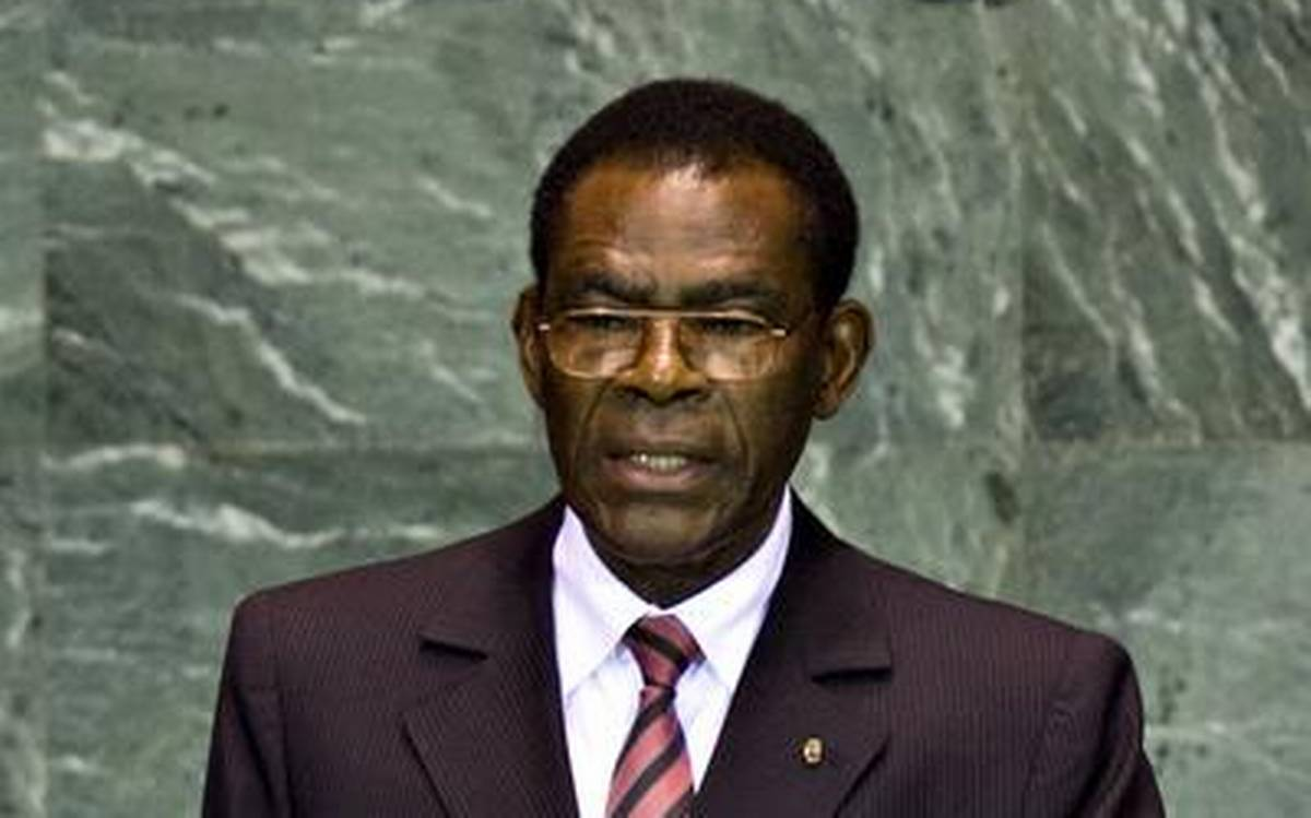 Teodoro Obiang Nguema Mbasogo - Longest Serving Presidents In The World