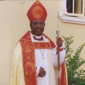 The Rt. Rev. Dr Humphrey Olumakaiye 300x300 - COVID-19: You Can't Get Virus In The Church – Bishop