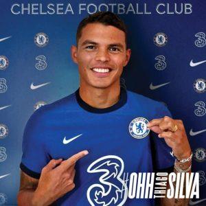 Thiago Silva chelsea 300x300 - Chelsea Sign Thiago Silva From PSG