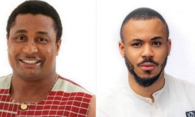 BBNaija: Nigerians Liken Ozo To Nollywood Actor Tony Umez For Begging Nengi