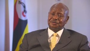 Yoweri Museveni 300x169 - Uganda: UN Watch Accuses Museveni Of Killing, Imprisoning, Silencing Opponents In Congratulatory Message