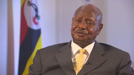 Yoweri Museveni - Longest Serving Presidents In The World