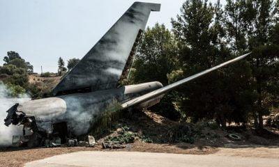 Aircraft collide in alaska
