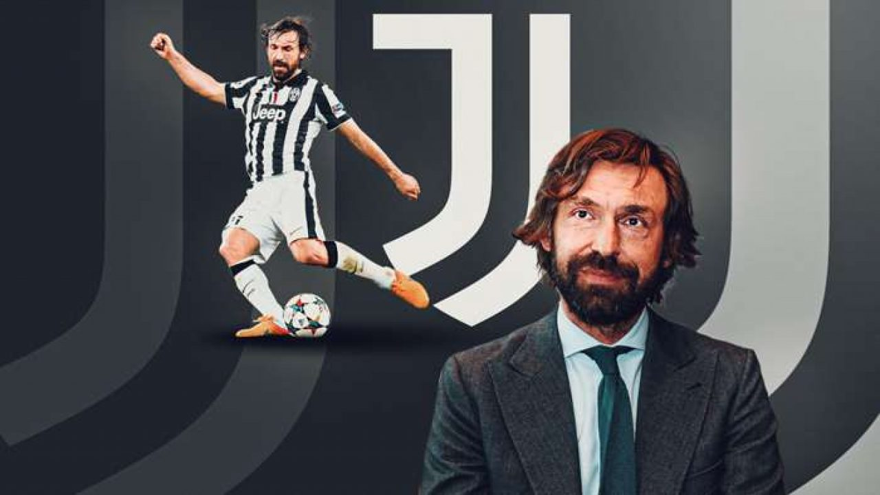 Juventus Appoints Pirlo As Head Coach On Two-Year Deal | Naija News