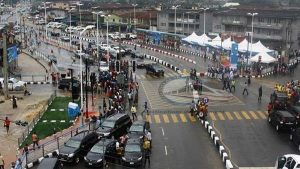 asaba airport town a9ab 300x169 - COVID-19: Failure To Do COVID-19 Repeat Test Attracts N356,000 Fine On Arrival – Nigerian Govt Tells Travellers