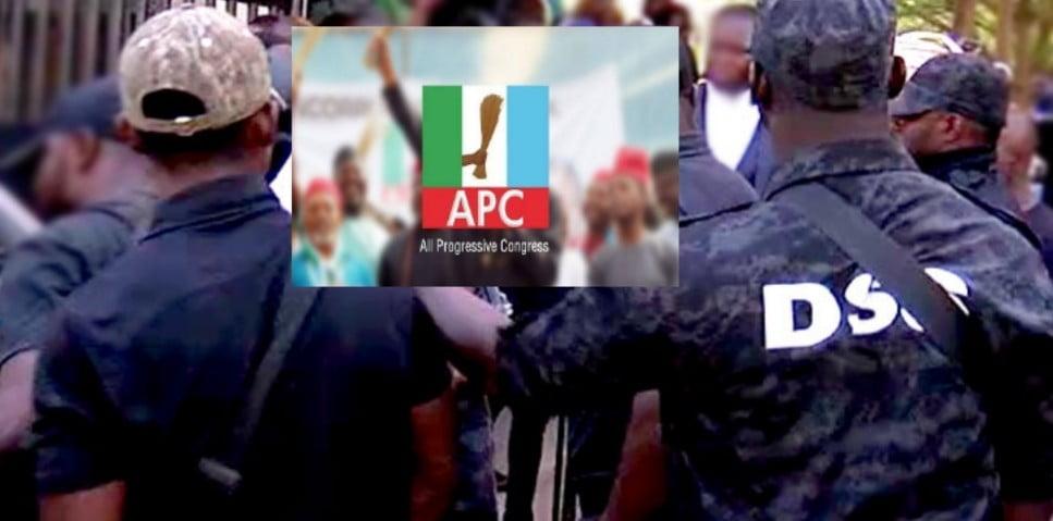 BREAKING: Gunmen Abduct Nasarawa APC Chairman
