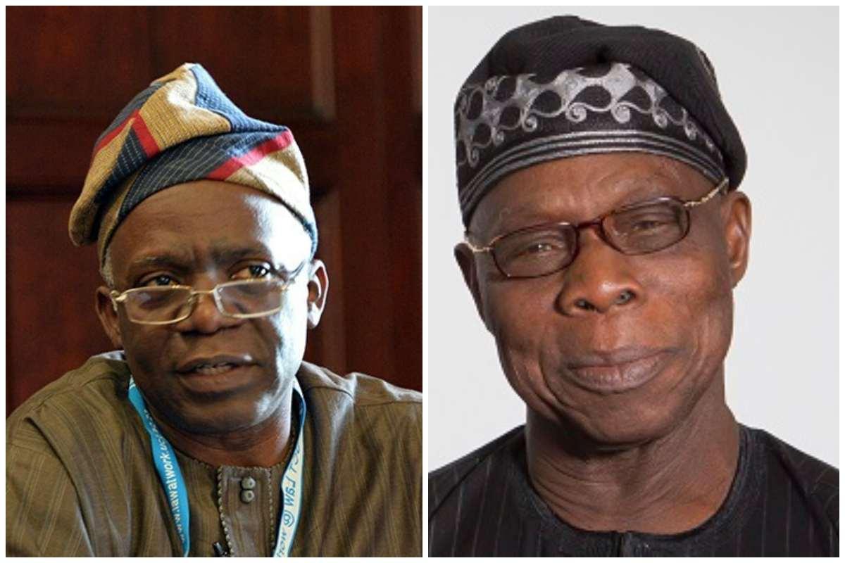 Kashamu: Obasanjo's Message Veiled With Hypocrisy - Falana Fires