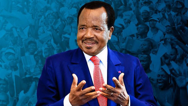 paul biya 2018 - Longest Serving Presidents In The World
