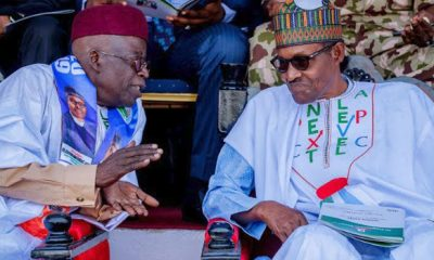 My Relationship With Buhari Cordial, Productive - Tinubu