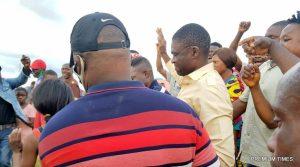 20200919 163347 min 300x167 - #EdoDecide: Shaibu Wins Own Polling Unit By Wide Margin