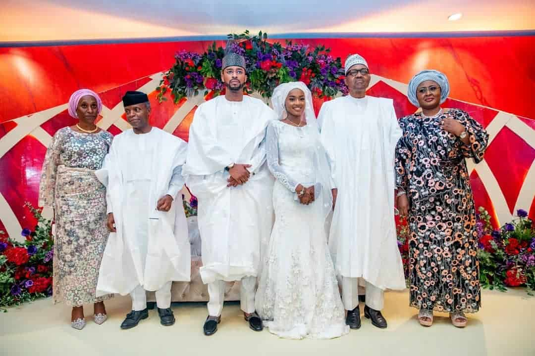 5f531769ab769 - Photos From The Wedding Of President Buhari's Daughter, Hanan