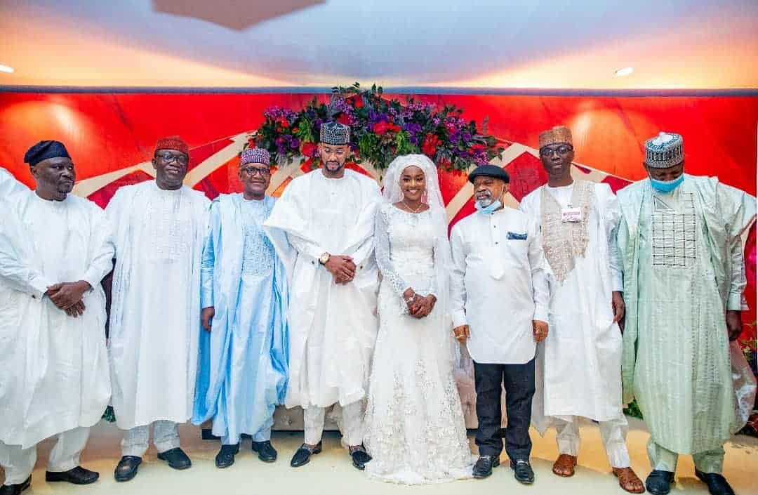 5f5317c6afb1d - Photos From The Wedding Of President Buhari's Daughter, Hanan