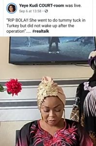 5f567e5a2b723 198x300 - Nigerian Woman Dies As A Result Of Plastic Surgery In Turkey