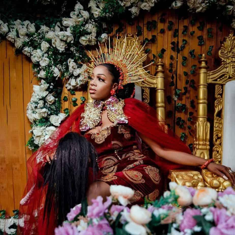 5f5a80aea93e2 1024x1024 - Photos From The Wedding Of 'Living In Bondage' Actor, Jidekene Achufusi