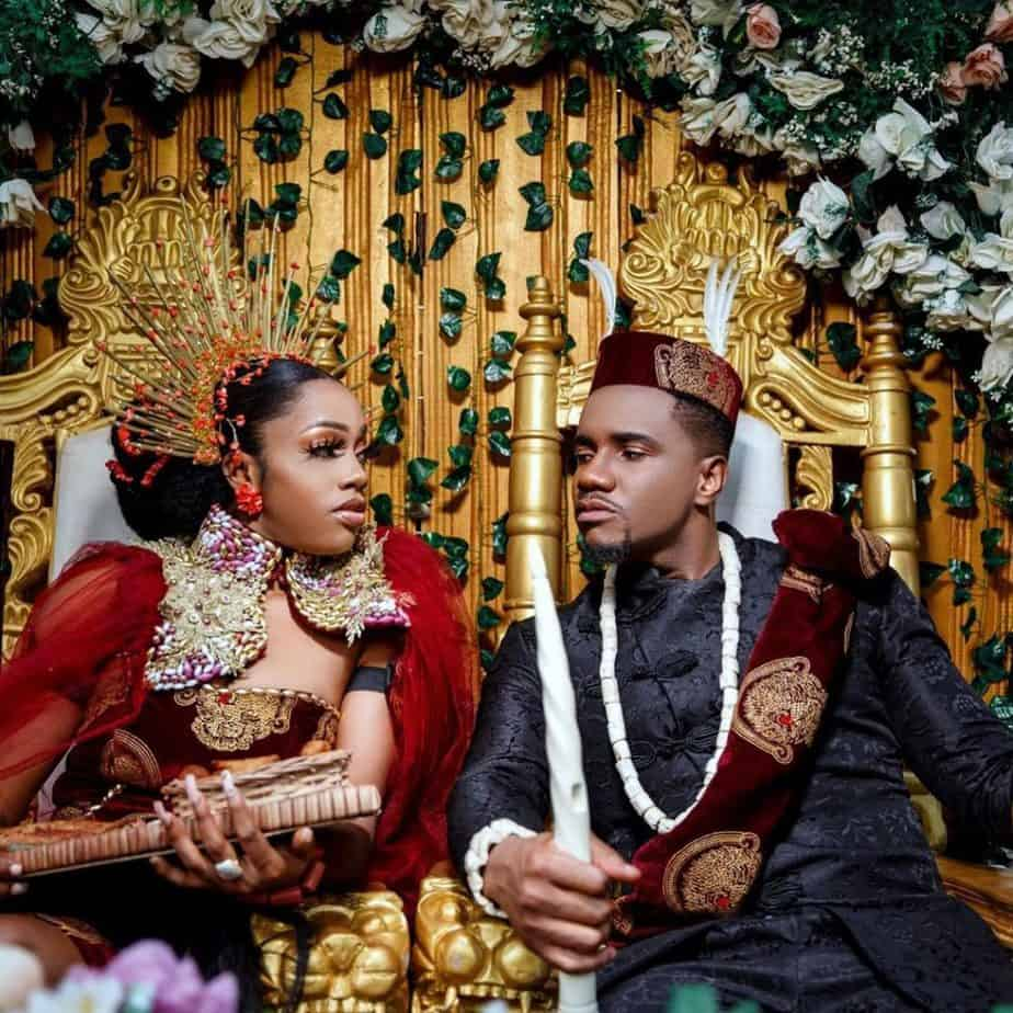 5f5a80d05af32 1024x1024 - Photos From The Wedding Of 'Living In Bondage' Actor, Jidekene Achufusi
